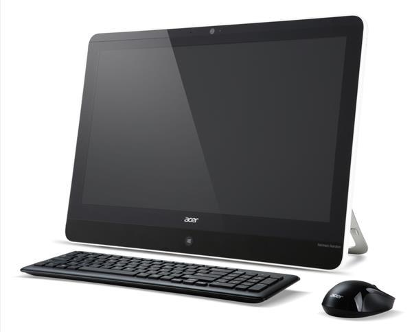 Компьютеры, системные блоки, серверы, дисковые массивы ПК-моноблок Acer Aspire Z3-600 21.5in FHD Touch, производитель Acer Inc. (Тайвань) - фото №1