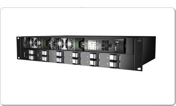Стабилизаторы Шасси 19in 2U Eaton 3G Enterprise Power System, производитель Eaton - фото №1