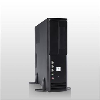 Корпуса Foxline FL-201 с БП TFX-250S SFF desktop-tower mATX, производитель FOXLINE - фото №1