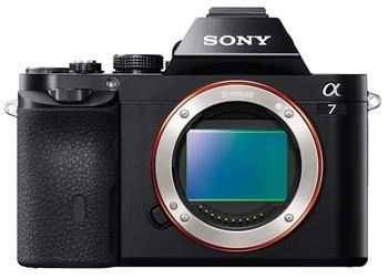 Фотоаппараты Цифр фотокамера Sony Alpha 7 body black, производитель Sony Corporation (Япония) - фото №1