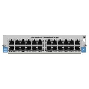 Модули сетевые Модуль HP vl 24xGE-T Switch module, производитель Hewlett-Packard (HP, США) - фото №1