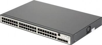 Коммутаторы HP 1910-48G Smart Switch 48xGE, производитель Hewlett-Packard (HP, США) - фото №1