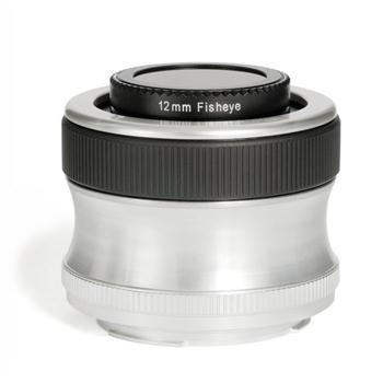 Объективы Fisheye Lensbaby Scout 12mm F4.0  Sony Alpha A-mount, производитель Lensbaby - фото №1
