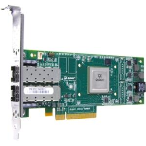 Контроллеры HP StoreFabric SN1000Q 16GB 2-port PCIe FibreChanel HBA, производитель Hewlett-Packard (HP, США) - фото №1