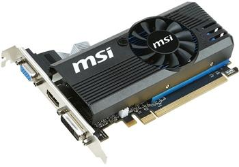 Видеокарты MSI Radeon R7 240 2GB DDR3 128bit DVI- VGA-HDMI, производитель Micro-Star International Co., Ltd (MSI) (Тайвань) - фото №1