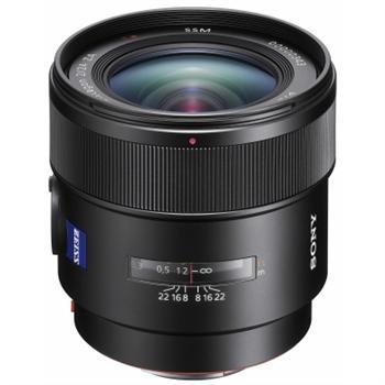 Объективы Объектив Sony 24mm f-2.0 SSM Carl Zeiss, производитель Sony Corporation (Япония) - фото №1
