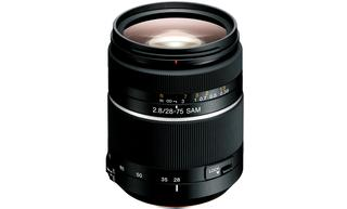Объективы Объектив Sony 28-75mm f-2.8 SAM, производитель Sony Corporation (Япония) - фото №1