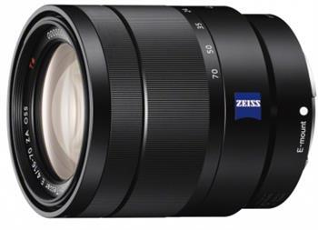 Объективы Объектив Sony 16-70mm f-4 OSS Carl Zeiss  камер NEX, производитель Sony Corporation (Япония) - фото №1