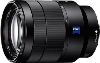 Объективы Объектив Sony 24-70mm f-4.0 Carl Zeiss  камер NEX FF, производитель Sony Corporation (Япония) - фото №1