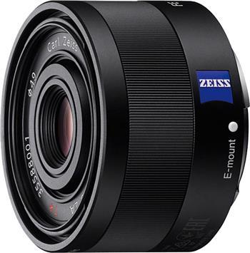 Объективы Объектив Sony 35mm f-2.8 Carl Zeiss  камер NEX FF, производитель Sony Corporation (Япония) - фото №1