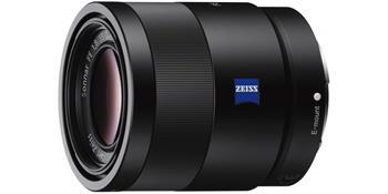 Объективы Объектив Sony 55mm f-1.8 Carl Zeiss  камер NEX FF, производитель Sony Corporation (Япония) - фото №1