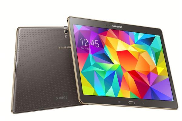 Планшеты, КПК Samsung Galaxy Tab S T700 Super AMOLED 8.4in SSD16Gb, производитель Samsung Group (Южная Корея) - фото №1