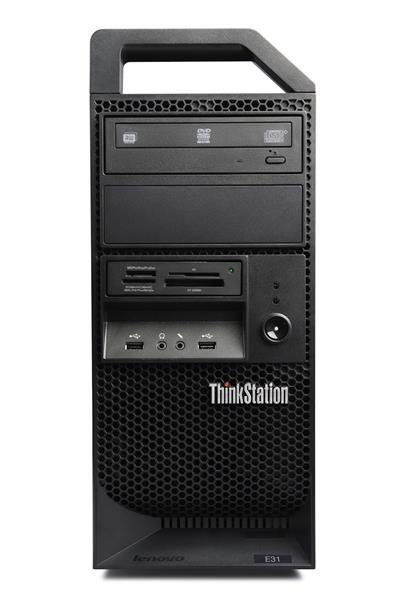 Манипуляторы Lenovo ThinkStation E31 Intel E3-1225V2 1TB 2x2GB, производитель Lenovo Group Limited (США) - фото №1