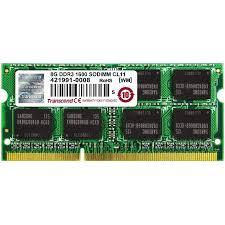 Модули памяти Память Transcend DDR3 1600 4GB SO-DIMM, производитель Transcend Information, Inc. (Тайвань) - фото №1