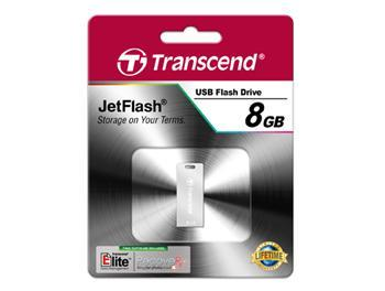 Flash-память USB Накопитель USB Transcend JetFlash T3S 8GB, производитель Transcend Information, Inc. (Тайвань) - фото №1