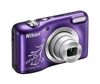 Фотоаппараты Цифр фотокамера Nikon Coolpix L31 Purple Lineart, производитель Nikon Corporation (Япония) - фото №1