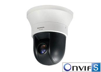 IP-Камера Panasonic Full HD network PTZ camera 1920x1080 PoE, производитель Panasonic Corporation (Япония) - фото №1