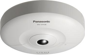 IP-Камера Panasonic 360 deg Full-HD 1920x1080 network camera PoE, производитель Panasonic Corporation (Япония) - фото №1