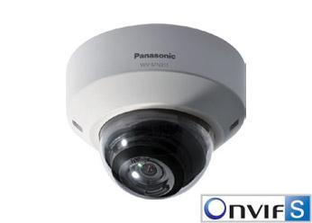 IP-Камера IP-Камера Panasonic Dome 1280x720 60fsp SD PoE, производитель Panasonic Corporation (Япония) - фото №1