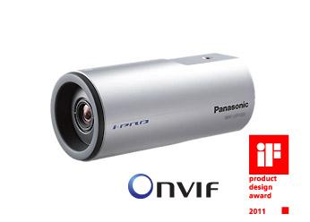 IP-Камера IP-Камера Panasonic HD network bullet camera, производитель Panasonic Corporation (Япония) - фото №1