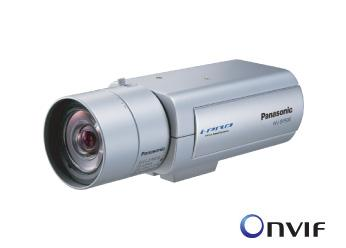 IP-Камера Panasonic Full HD network BOX camera 1920x1080 PoE, производитель Panasonic Corporation (Япония) - фото №1