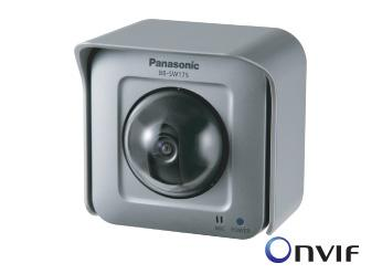 IP-Камера Panasonic Weatherproof HD PT network camera PoE, производитель Panasonic Corporation (Япония) - фото №1