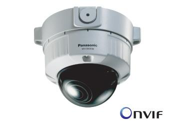 IP-Камера Panasonic Weatherproof Full HD Dome network camera, производитель Panasonic Corporation (Япония) - фото №1