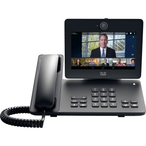 VoIP оборудование Cisco Desktop Collaboration Experience DX650, производитель Cisco Systems, Inc. (США) - фото №1