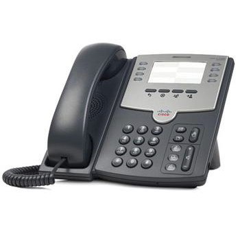 VoIP оборудование Cisco SB SPA501G 8 Line IP Phone With PoE and PC Port, производитель Cisco Systems, Inc. (США) - фото №1