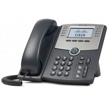 VoIP оборудование Cisco SB SPA508G 8 Line IP Phone, производитель Cisco Systems, Inc. (США) - фото №1