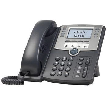 VoIP оборудование Cisco SB SPA509G 12 Line IP Phone, производитель Cisco Systems, Inc. (США) - фото №1