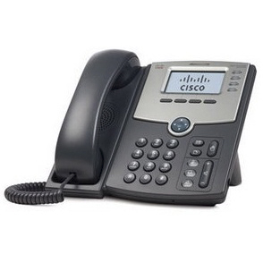 VoIP оборудование Cisco SB SPA514G 4 Line IP Phone, производитель Cisco Systems, Inc. (США) - фото №1