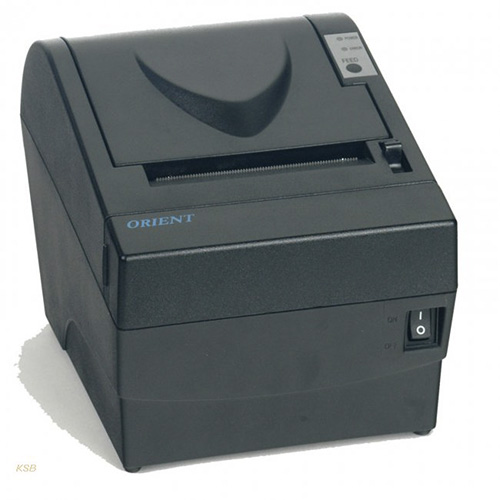 Orient BTP Принтер чеков Orient BTP R880NP thermal receipt printer 203dpi USB Eth, производитель Orient (Япония) - фото №1