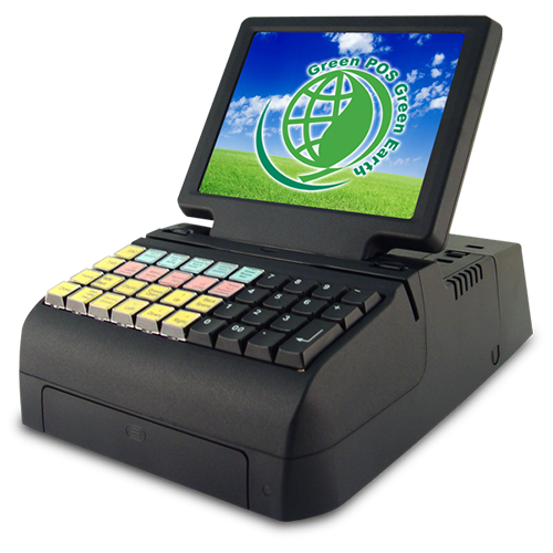 POS терминалы POS терминал Posiflex DT 308H B, производитель Posiflex Technology - фото №1