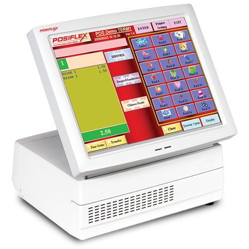 POS терминалы POS терминал Posiflex HT 3612H, производитель Posiflex Technology - фото №1