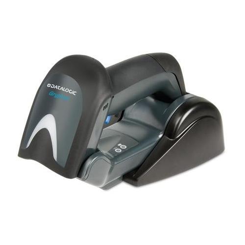 Ручной сканер штрих-кода Cino A770-HD KB темный