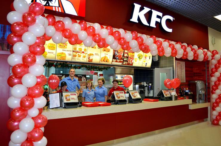 Системы автоматизации ресторанов KFC