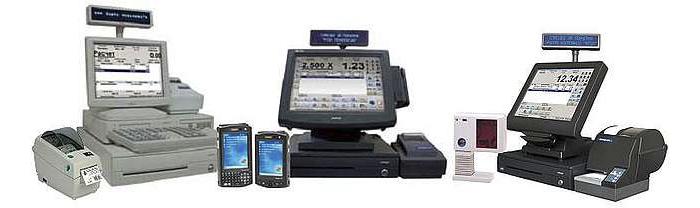 Продажа электронного торгового оборудования