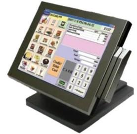 Антивандальный сенсорный монитор