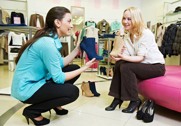 Психология как встречать покупателя