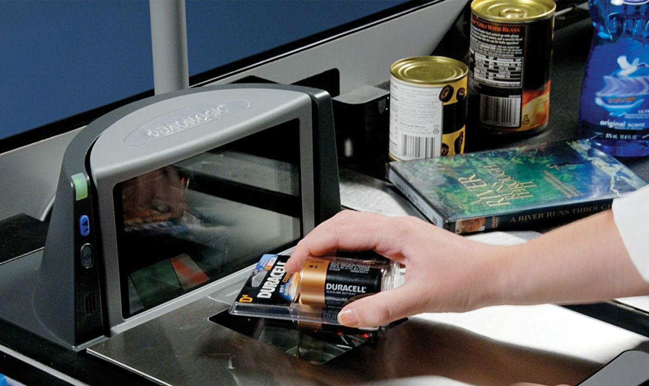 Многоплоскостной сканер штрих кода - обзор оборудования для супермаркета