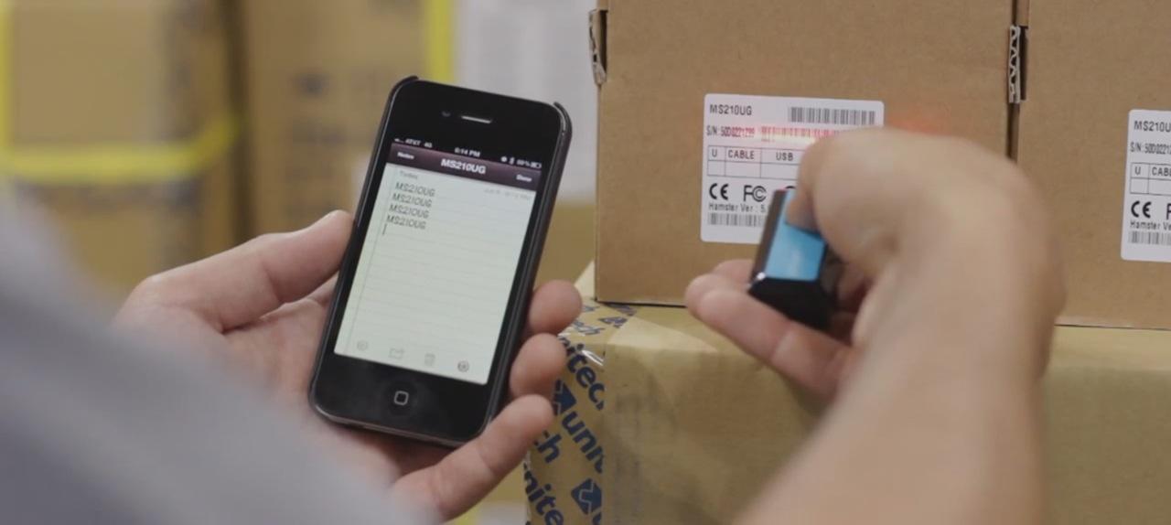 Штрих сканер для андроид для любого мобильного