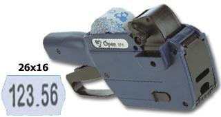 Заправка этикет пистолета