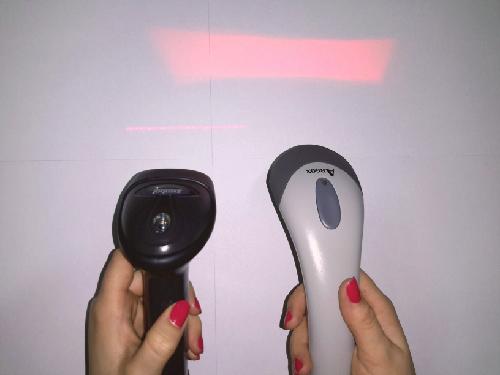 Разница между сканерами Symbol LS2208 и Argox AS-8000