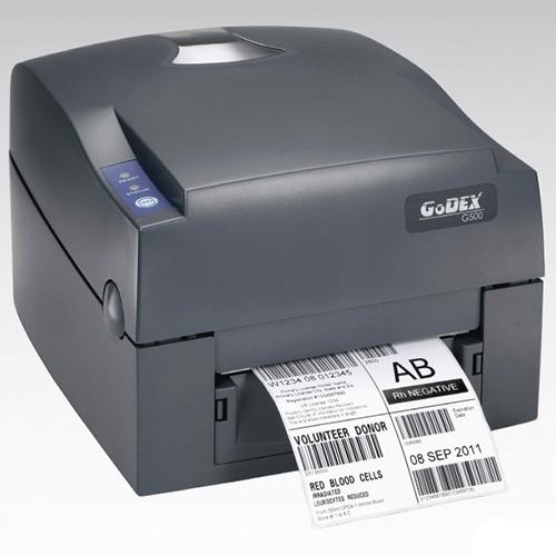 Термотрансферный принтер этикетки