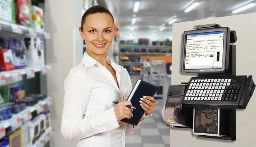 Автоматизация учета в магазине от Райт Тим