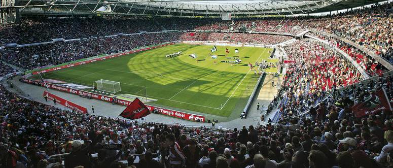 Автоматизация стадионов