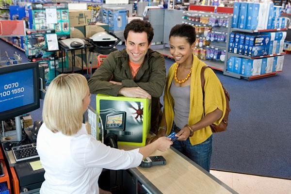 Автоматизация магазина розничной торговли