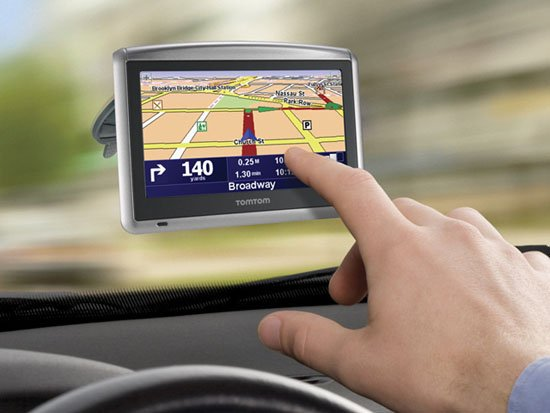 Купить GPS навигатор