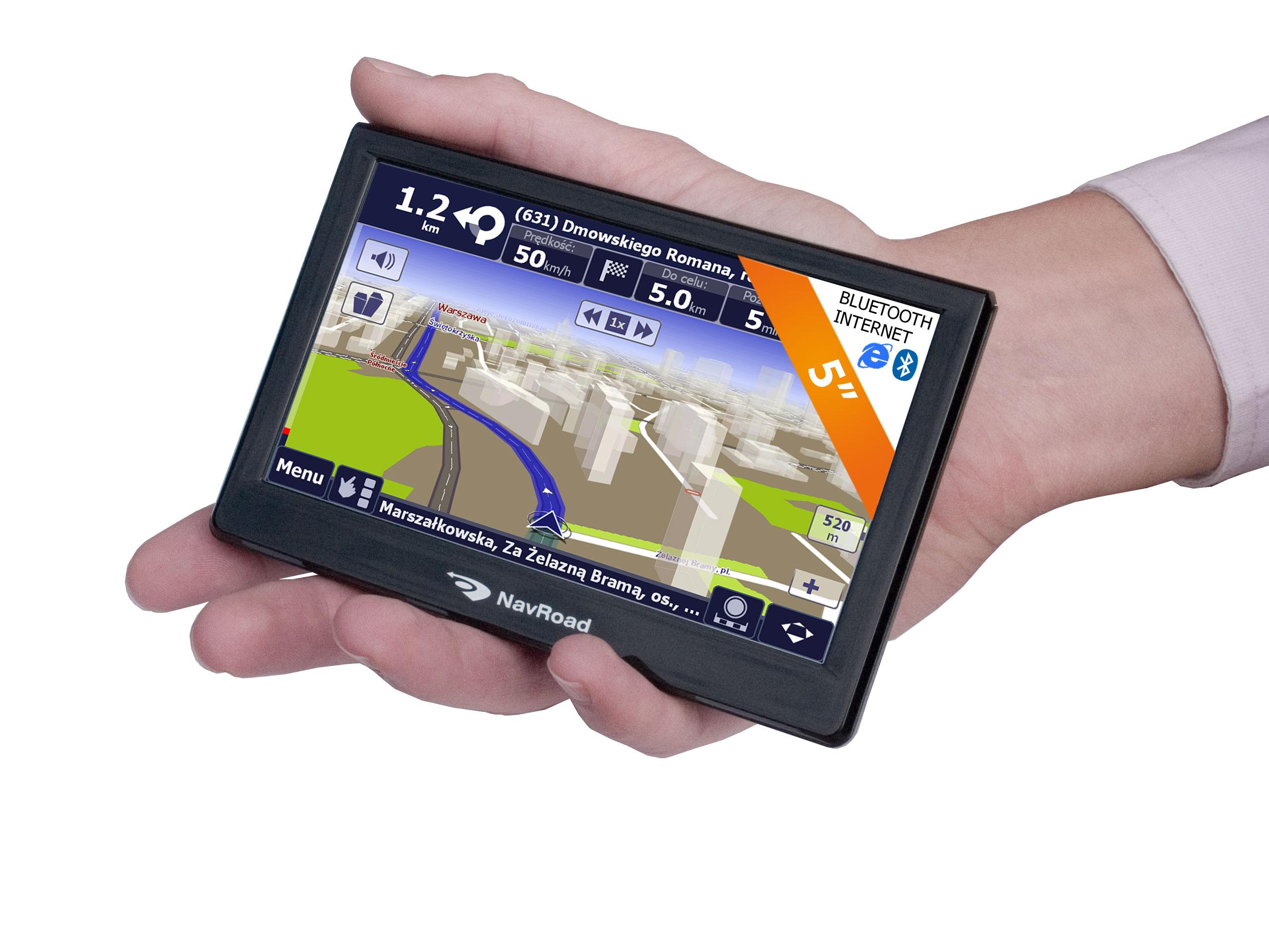 Туристический GPS навигатор - фото, цены